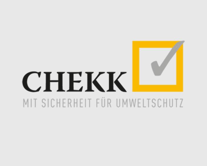 Die Freien Friesen - Werbeagentur in Wilhelmshaven und Friesland - Chekk Schornsteinfeger Logo