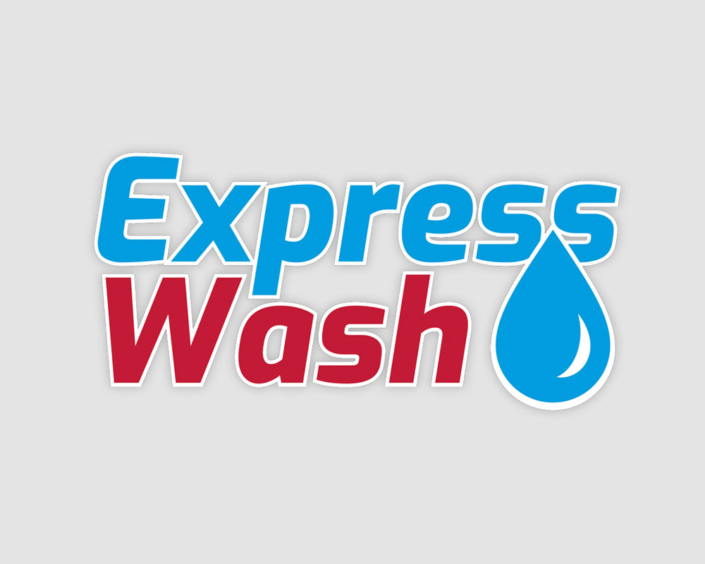 Die Freien Friesen - Werbeagentur in Wilhelmshaven und Friesland - Express Wash Logo